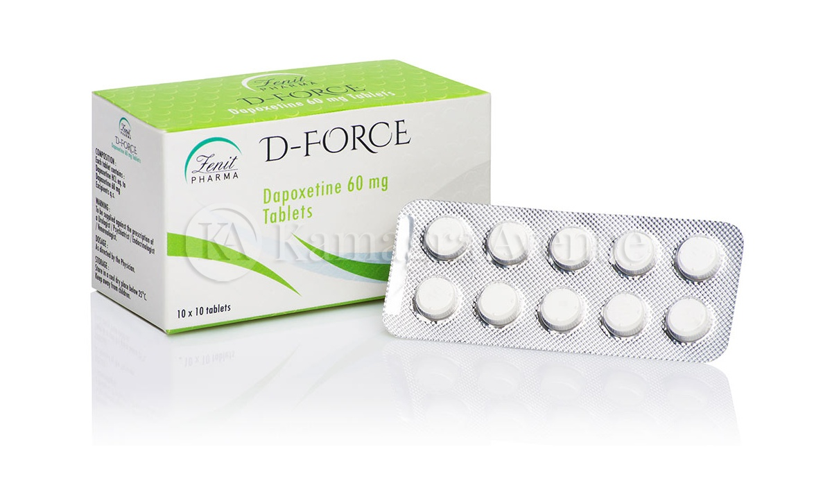 D-Force 10x60mg