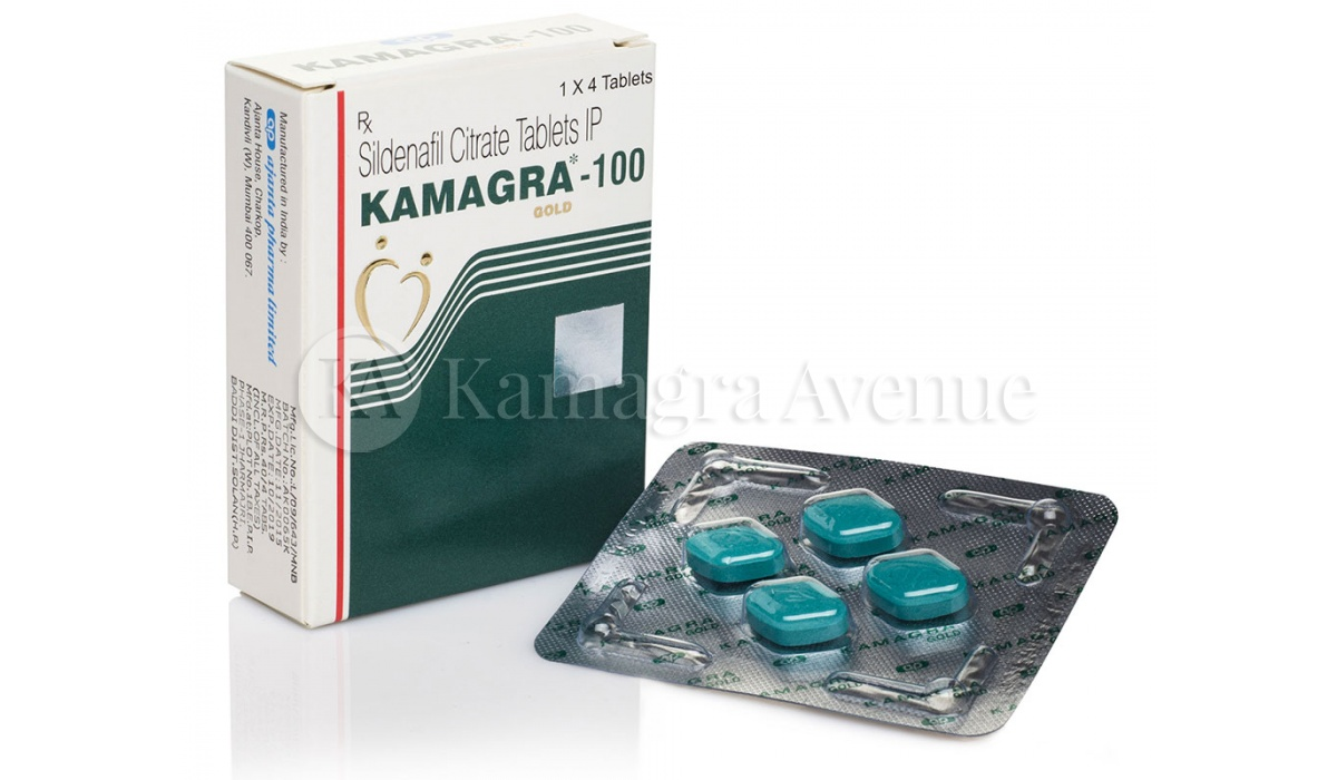 Kamagra Gold 200x100mg (50 pack)
