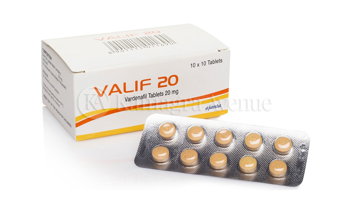 Valif 100x20mg (10 pack)