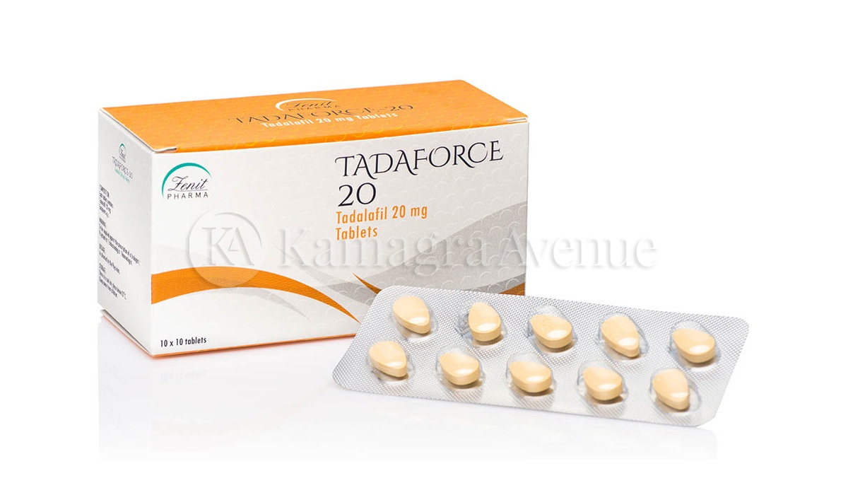 Tadaforce 10x20mg